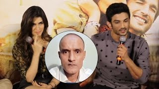 ANGRY Sushant Singh Rajput LASHES Out At Reporter Over Kulbhushan Yadav Question