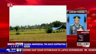Breaking News: Dua Orang Korban Jatuhnya Pesawat TNI #2
