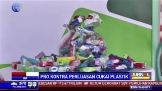 Pemerintah Berencana Memperluas Penerapan Cukai Plastik