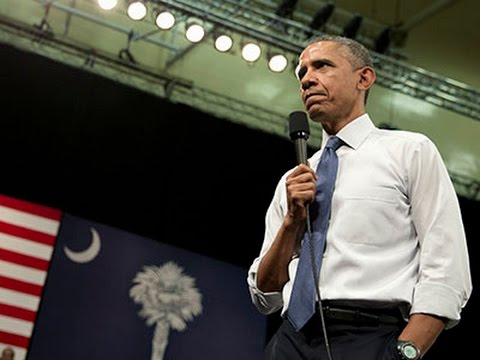 Obama- Ferguson Now Has Decision to Make News Video
