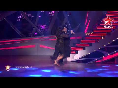 Nach Baliye 6 - 4th January 2014 - Kiku and Priyanka's romantic performance