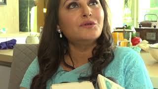 Actress Jaya prada new commercial advertisement shoot
