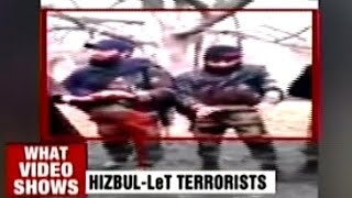 Jammu and Kashmir- New terror video emerges