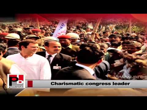 Rahul Gandhi - Only common man can transform the UP