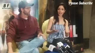 Kaabil Movie 2017- Full Exclusive Interview - Hrithik Roshan & Yami Gautam