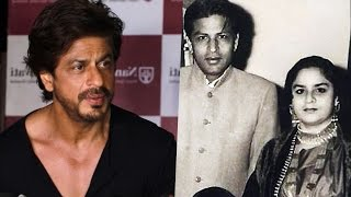 Shahrukh Khan GETS Emotional, Remembers His Lost Parents - Nanavati Hospital Inauguration