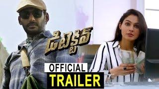 Vishal's Detective Telugu Movie Trailer Detective Official Trailer Prasanna, Andrea Jeremiah