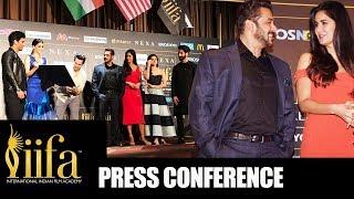 IIFA 2017 From New York Press Conference | Full Video | Salman, Katrina, Varun, Alia, Shahid