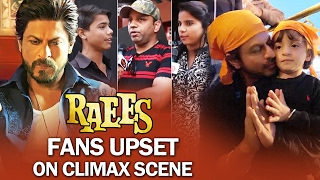 Shahrukh FANS UPSET On RAEES Climax Scene, Shahrukh Khan At GOLDEN TEMPLE With AbRAM