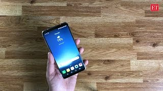LG launches V30+ at Rs 44,990- Unboxing and first impression