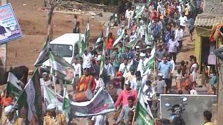MCD Election - जोरों-शोरों से चल रहा है उम्मीदवारों का शक्ति प्रदर्शन