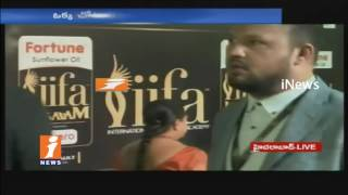IIfa Awards Event 2017 | All South Indian Stars Are One Place | Hyderabad | iNews