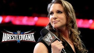 Stephanie McMahon Getting In Shape For WWE's Wrestle Mania 32 Video