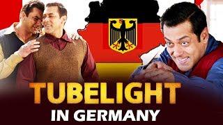 Salman Khan's TUBELIGHT To Release In GERMANY - Sohail Khan, Zhu Zhu