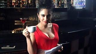 Red Hot Gal Priya Malik's BOLD Avatar For ABP News Show