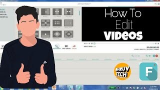 [HINDI] How To Edit Videos/ Youtube Videos Basics! [TUTORIAL]