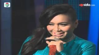 Jaja Miharja Pusing Liat Denada Menari Sambil Bergoyang (D'Academy Celebrity Group 2)