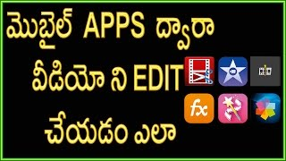 Best video editing app for android | free android video editing app