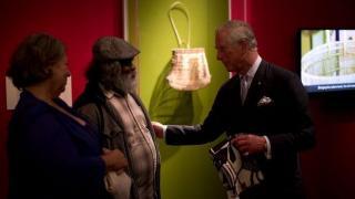 Prince Charles opens Australian aboriginal museum exhibit News Video