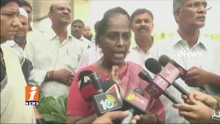 Ayesha Meera Mother Meets CM Chandrababu | Re-Investigation On Ayesha Meera Murder Case | iNews