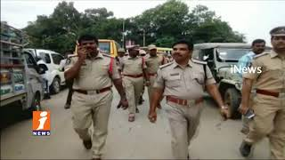 High Security Imposed In Sensitive Areas In Nandyal  | Nandyal By Election | iNews
