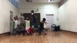 High heels honey singh | high heels te nachche | vogue dance in India