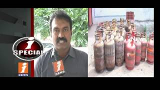 Central Govt Plans To Order LPG Cylinder Price Hiked And Eliminate Subsidies | iSpecial | iNews