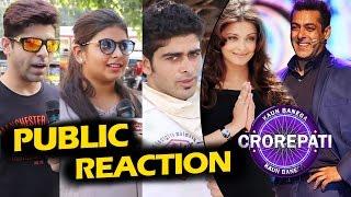 Salman Or Aishwarya - Who Will Host Kaun Banega Crorepati HOST Better - Public Reaction