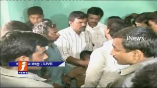 YS Jagan Mohan Reddy visits Kurnool   iNews