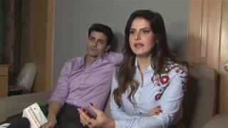 Zarine Khan and Gautam Rode Excited For Aksar 2 | Interview