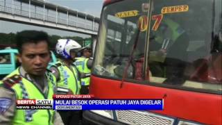 Polda Metro Gelar Operasi Patuh Jaya Mulai Besok