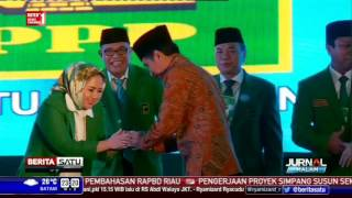 Presiden Jokowi Hadiri Pembukaan Muktamar PPP