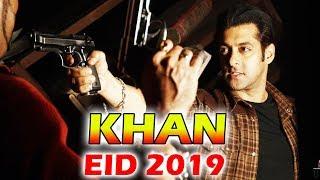 Salman Khan NEXT Film After Race 3 Titled 'KHAN'