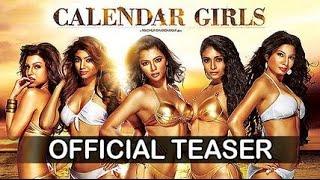 Calender Girls Exclusive Trailer | Hot Actress & Models