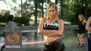 Beyonce jumps into athleisure market with Ivy Park clothing line - News Video