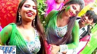 Lahe Lahe Luta Sali Ho Faguni Lahariya - Holi Ke Maza Raat Me - Anand Raj (Bhojpuri Hot Holi Songs 2016)