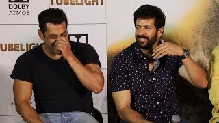 Salman Khan TROLLS A Lady Media Reporter At Tubelight Trailer Launch