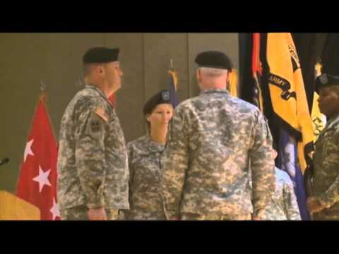 Fort Knox Gets First Woman Commanding General News Video
