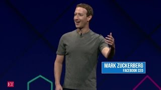 Zuckerberg sees augmented reality's future in camera | F8 2017 Keynote