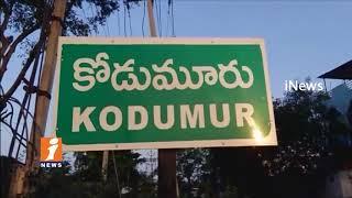 Husband Assassinated Wife Due To Family Disputes at Kodumur | Kurnool | iNews