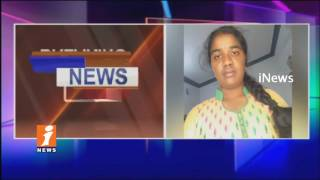Lady Constable Dellieswari Commit Suicide NearBy Police Station | Chittoor | iNews