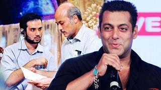 Salman Khan TURNS God Father For Sooraj Barjatya's Son Avnish