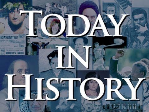 Today in History for April 26th News Video