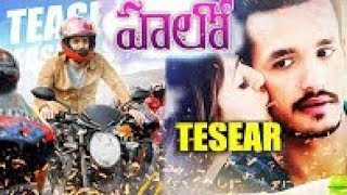 Akhil's Hello Movie Latest Teaser | Akhil Akkineni | Nagarjuna | #Hello | Top Telugu Tv