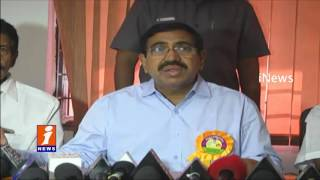 Minister Narayana Meeting With Nellore Medical College Principal and Staff   iNews