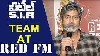 Patel SIR Movie Team At Red FM Jagapati Babu, Tanya Hope