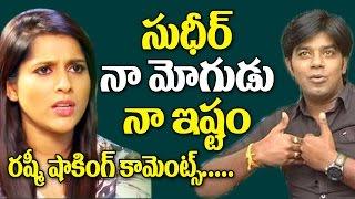 Anchor Rashmi Shocking Comments on Sudigali Sudheer   Jabardasth Comedy Show   Top Telugu TV