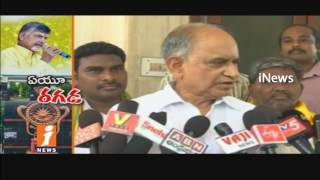 TDP MLC MVVS Murthy Sensational Comments On Andhra University | Students Fires | iNews