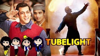 Salman's RADIO Emoji Song Is Hilarious, Shahrukh's Signature Pose In TUBELIGHT