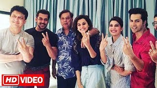 Judwaa 2 | Salman Khan Spotted With Varun Dhawan | Jacqueline Fernandez | Taapsee Pannu